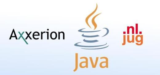 Axxerion ist jetzt Partner der NLJUG – der Niederländischen Java User Group