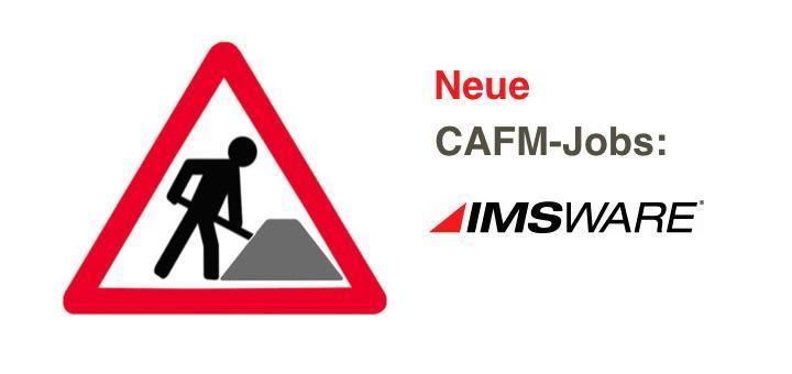 IMS hat aktuell eine offene Stelle für einen Vertriebsbeauftragten für die CAFM-Systeme IMSWARE und IMSWARE.GO!