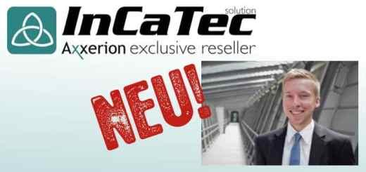 Markus Senker ist neuer Junior Consultant bei InCaTex Solution in Münster