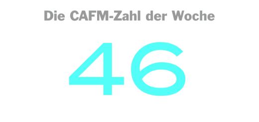 Die CAFM-Zahl der Woche ist die 46 – die Prozentzahl an Cyber-Breaks, die von Mitarbeitern verursacht werden