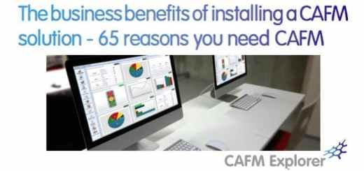 65 Gründe, warum ein CAFM-System unverzichtbar ist – der britische Hersteller von CAFM Explorer hat sie zusammen getragen