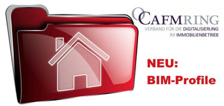 Der CAFM-Ring hat erste BIM-Profile für CAFM-Connect vorgestellt