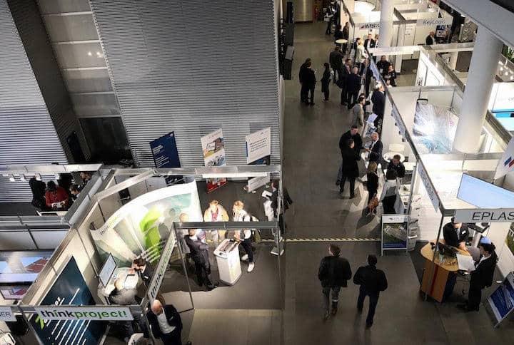 Die BIM World Munich 2017 brachte CAFM und BIM näher zusammen - BIM World Munich