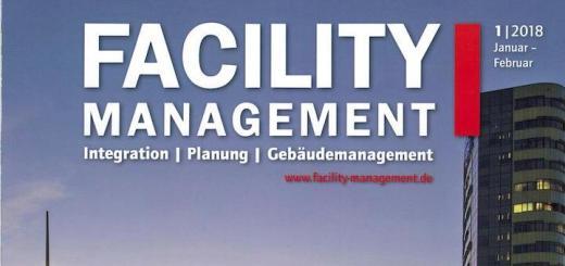 Digitalisierung im FM ist ein zentrales Thema der aktuellen Ausgabe des Fachmagazins Facility Manager