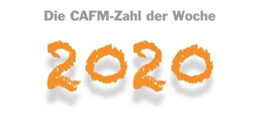 Die CAFM-Zahl der Woche ist die 2020 – dem Stichjahr für die einführung von intelligenten Stromzählern bei jenen, die mehr als 6000 kWh im Jahr verbrauchen