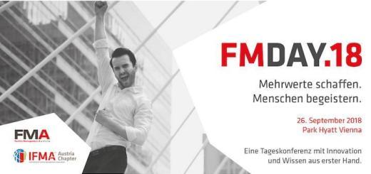Der FM Day.18 bietet interessante Inhalte zum FM der Zukunft