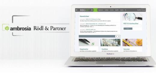 Rödl & Partner vertreibt seine Rechtsinformations-Datenbank REG-IS zukünftig gemeinsam mit Ambrosia FM