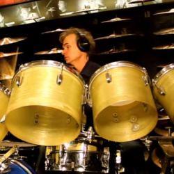 Hal Blaine's Monster Drum Set