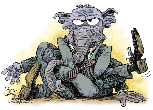 Epic Dysfunction In Congress Obamacare And Ted Cruz As A