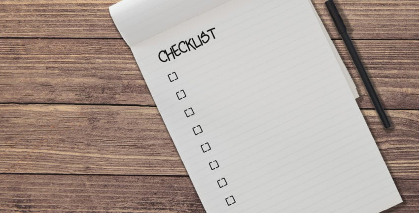 Planning for a Job Well Done Creating the Perfect Event Checklist