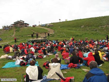 SENTIERO DELLA PACE 2009 - 1a tappa - VAL MONTOZZO, Alpi Retiche meridionali,  Catena Ortles-Cevedale (6)