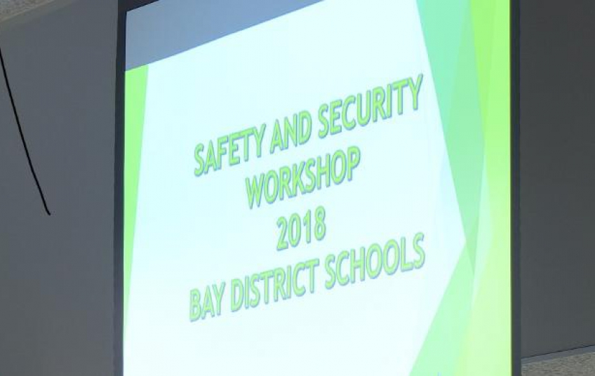 Cairflorida - Superintendent maps out school safety plans in workshop - safety plans