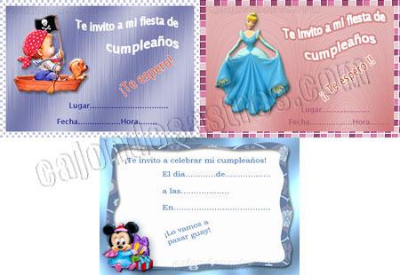 Descargar gratis Tarjetas de invitación para cumpleaños Cajón - plantillas para invitaciones gratis
