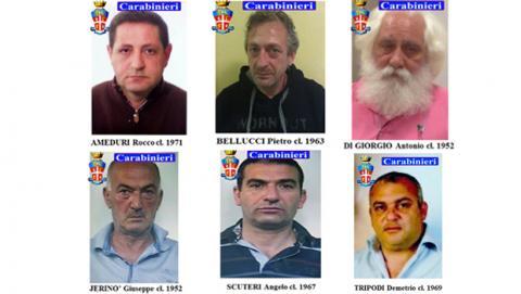 operazione ulivo 99 arrestati