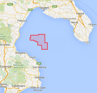 Golfo Taranto_shell