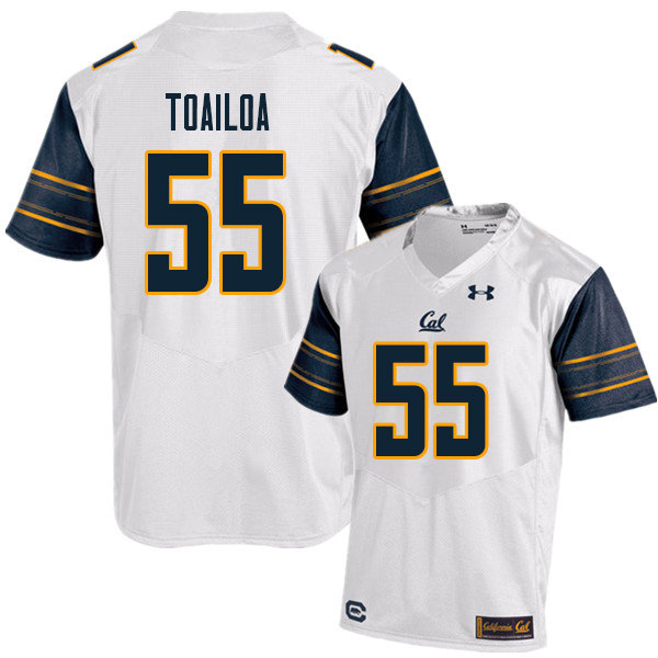 Lone Toailoa Jersey  Official California Golden Bears College