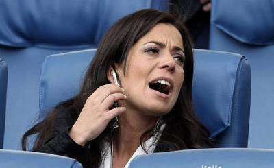 Roma President Rosella Sensi expressed great displeasure at Lazios performance against Inter.