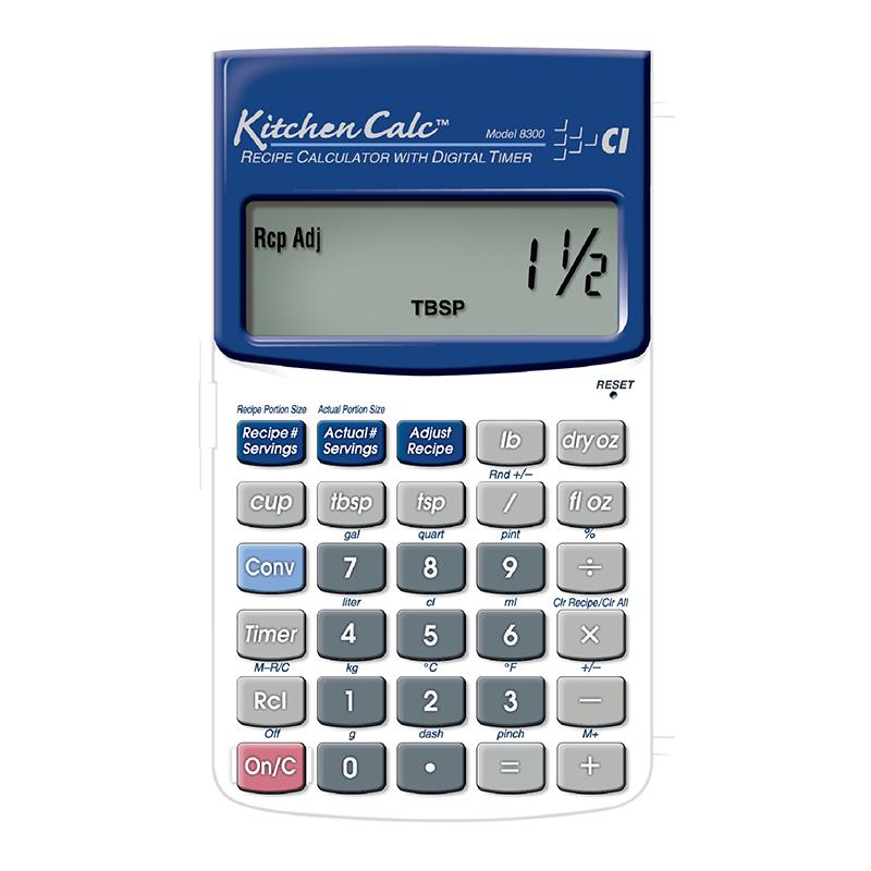KitchenCalc Cooking Calculators,Culinary  Misc Calculators,Do-It