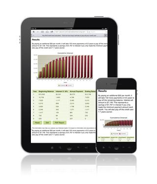 Financial Calculators from Financial Calculators, Inc dba CalcXML