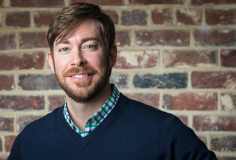 Headshot of the owner of a digital marketing agency in Richmond, VA