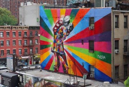 Mural Eduardo Kobra