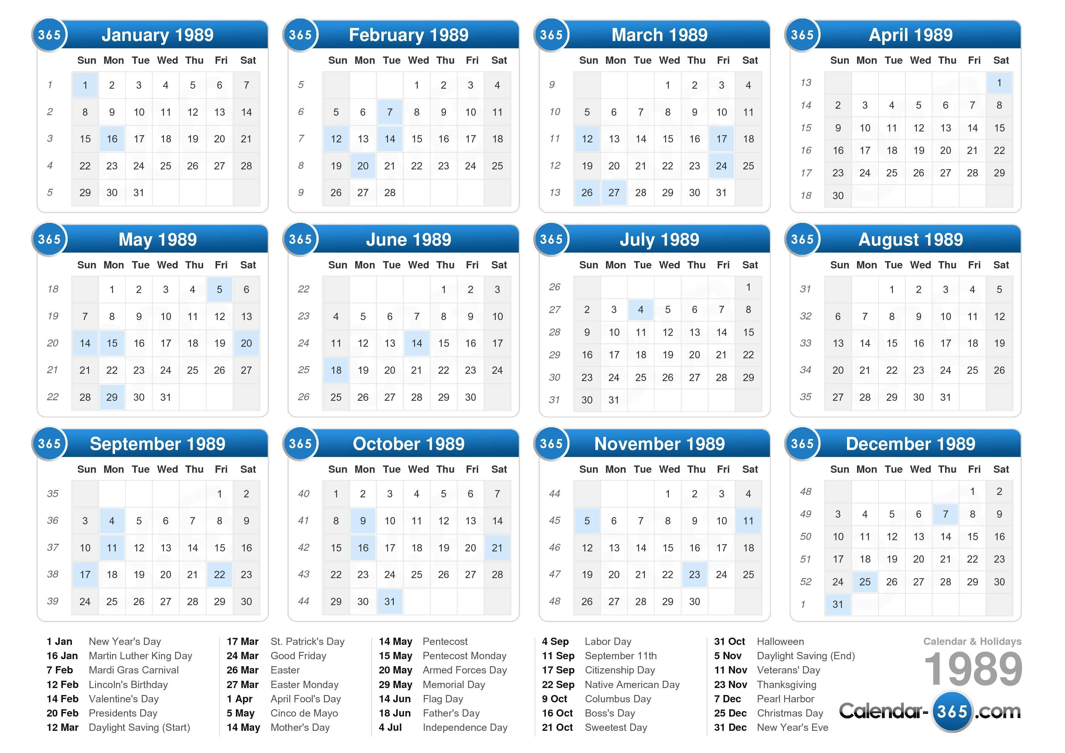 Calendar Day Legal Calendar Year 2017 Legal Holidays And Massgov 1989 Calendar