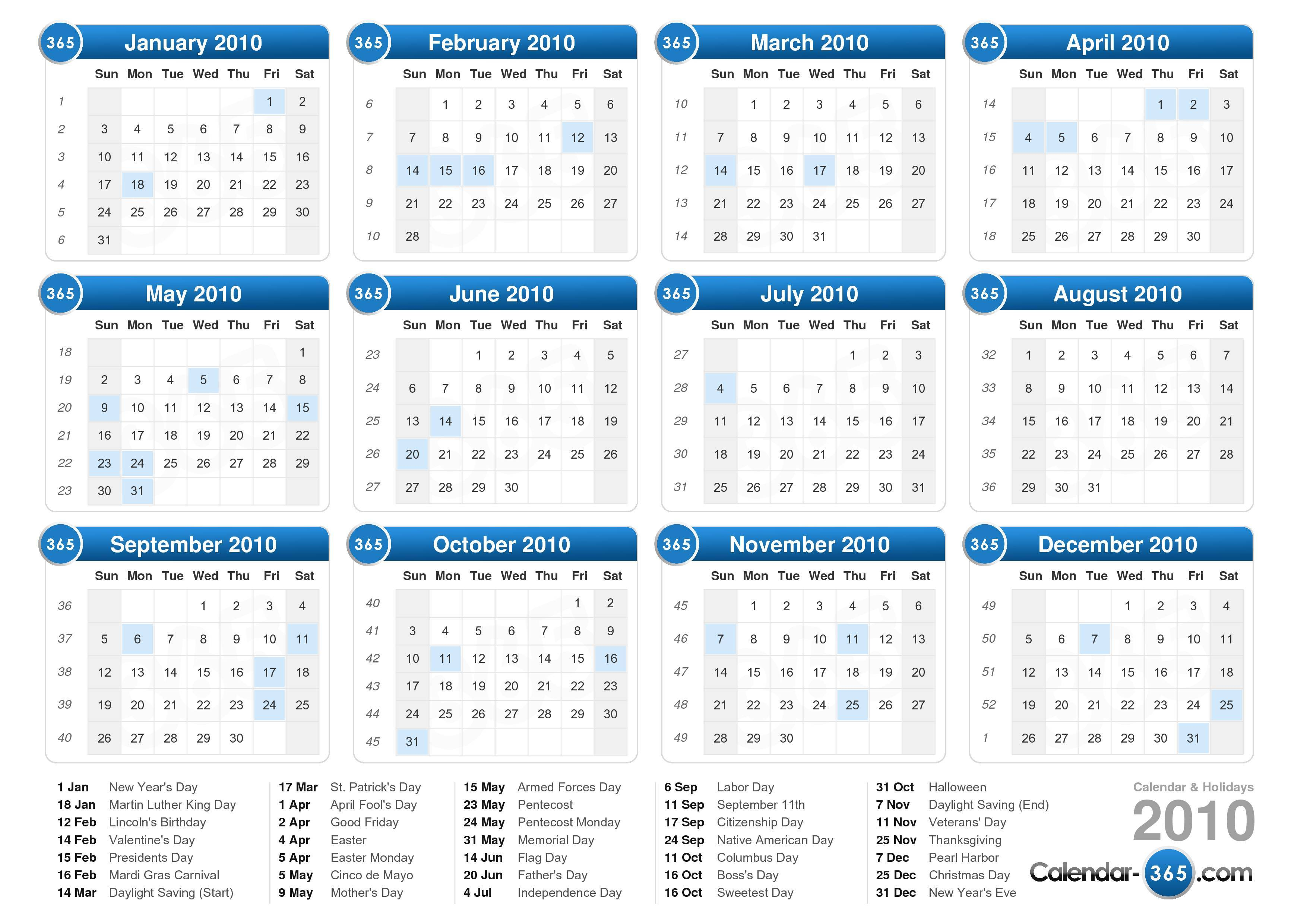 Gregorian Calendar Date Without Time Time And Date 2010 Calendar