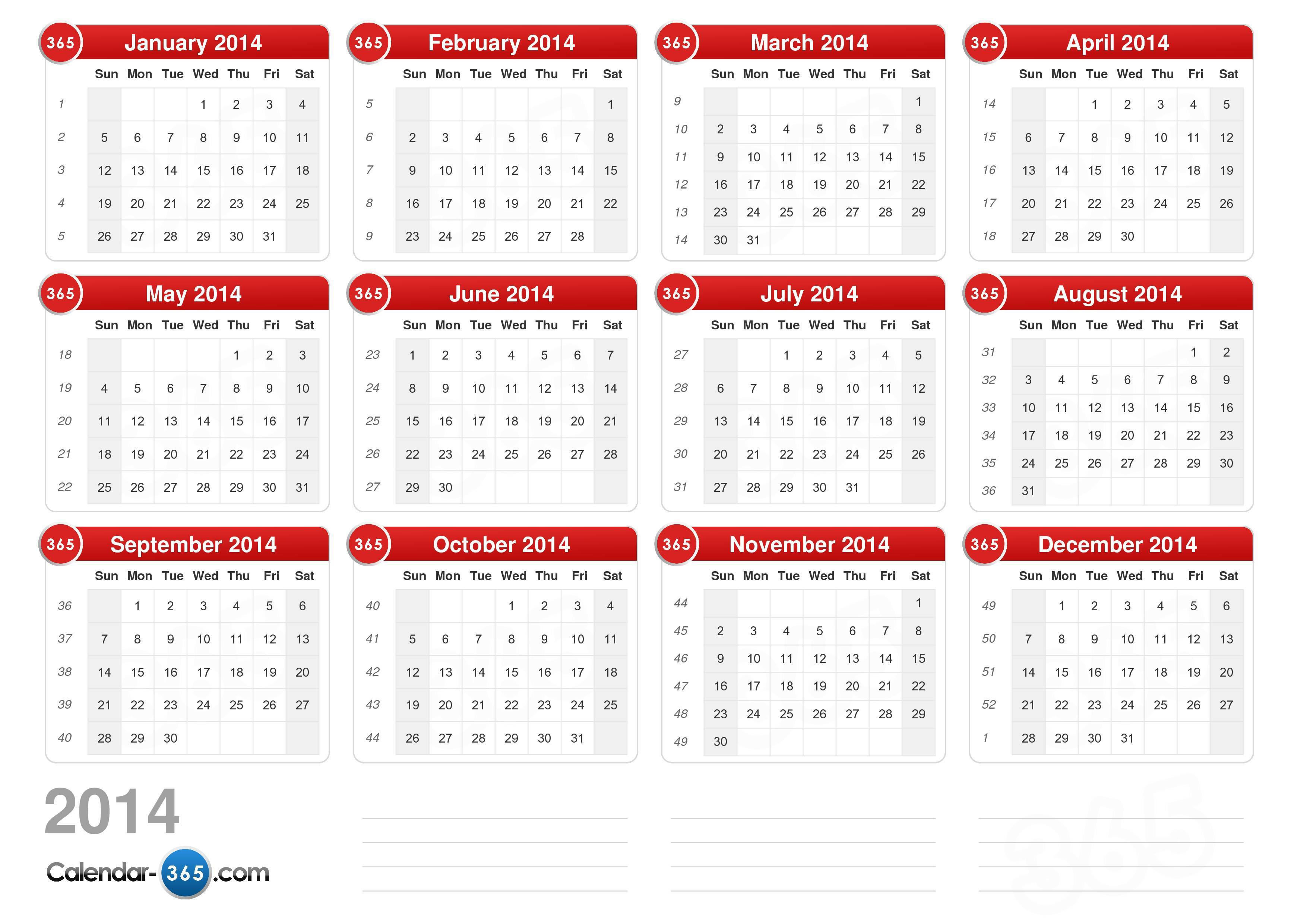 Free Online Calendars For 2014 2014 2015 Calendar Free Printable Two Year Word Calendars 2014 Calendar