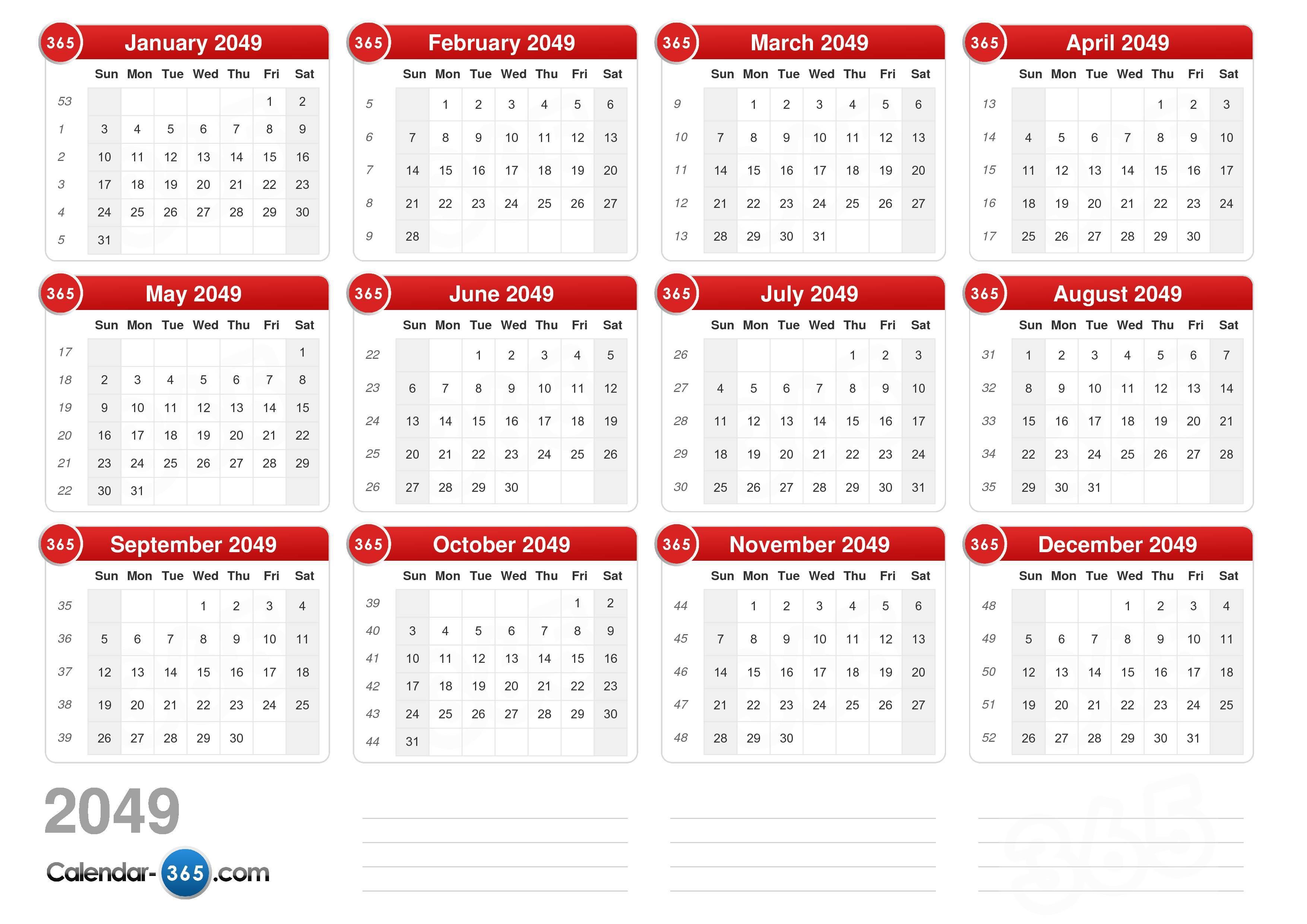 Online Calendars To Download Get Organized With These Free Online Calendars 2049 Calendar