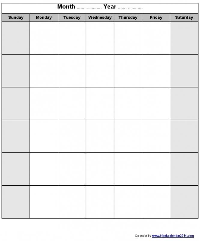 Monthly School Calendar June September Monday Thru Sunday Schedule
