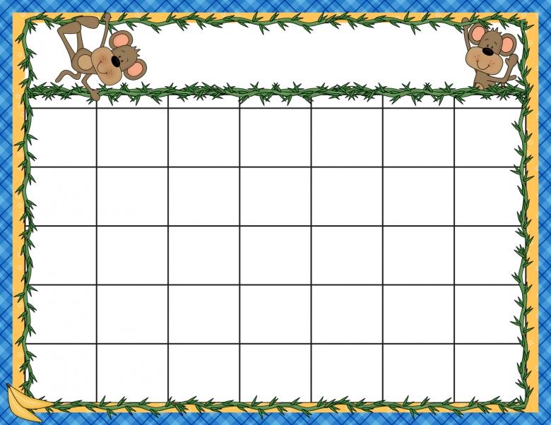 preschool calendar template hitecauto - preschool calendar template