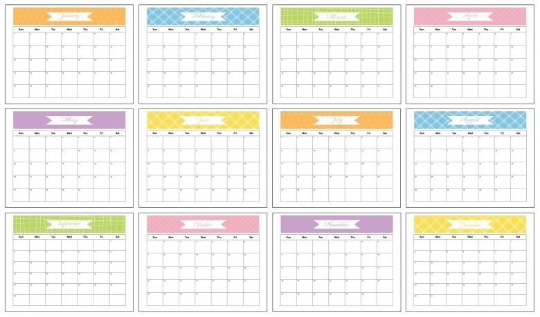 Annual Calendar Template 2015 Excel Calendar 2015 Uk 16 Printable Templates Xlsx Free Yearly Calendar With Space To Write Free Calendar Template