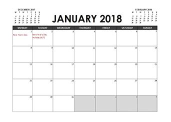 Calendar Planner Maker Online Online Calendar Time And Date Free Printable 2018 Canadian Calendar Templates With