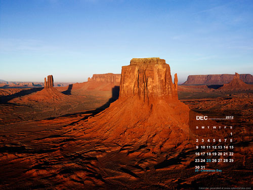 Desktop Wallpaper Calendar Creator