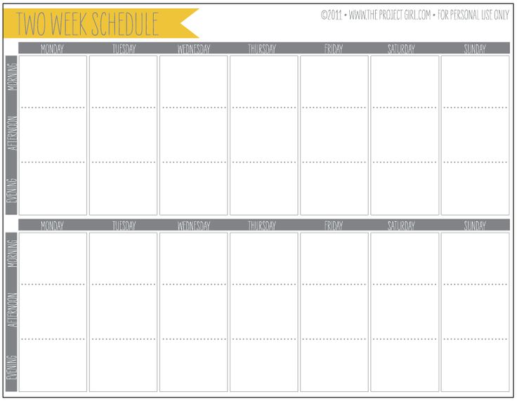 Sample Weekly Calendar Printable Assignment Sheets Sufficient - sample planning calendar