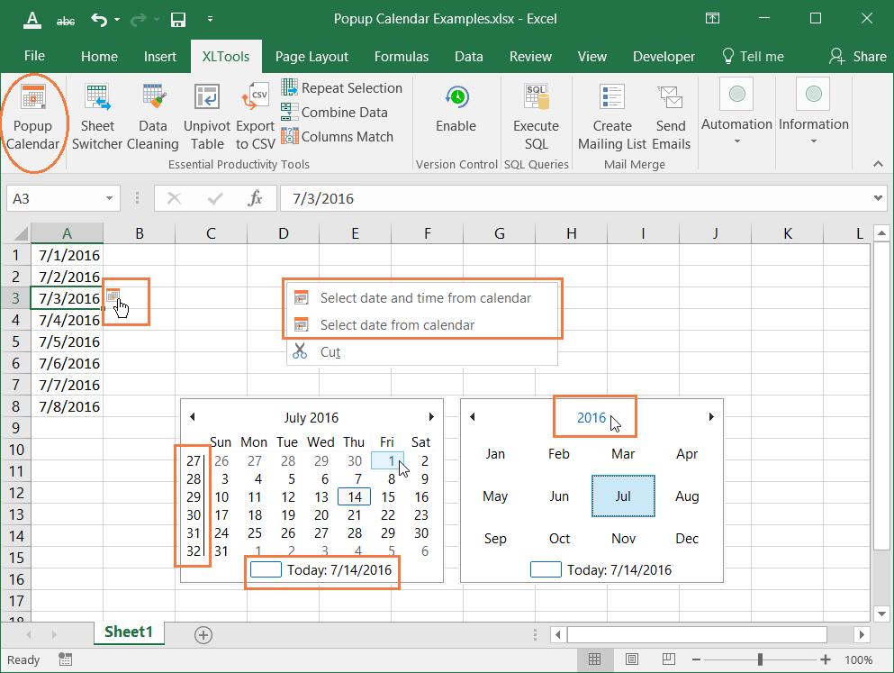 Create A New Calendar Editable Create View Or Delete A Calendar Group Outlook Excel 2016 Calendar Drop Down Calendar Template 2017