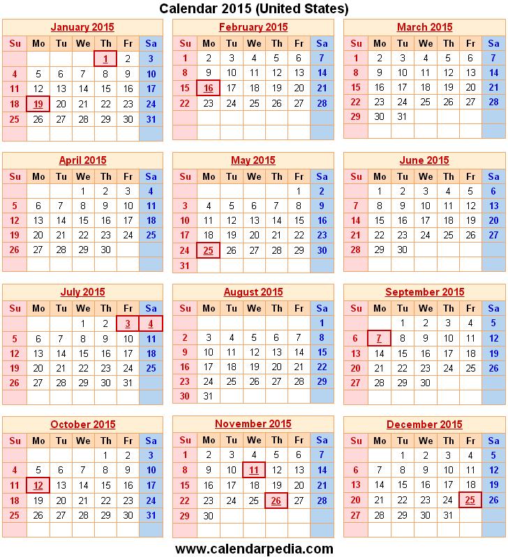 2015 Calendar Template With Canadian Holidays Costumepartyrun