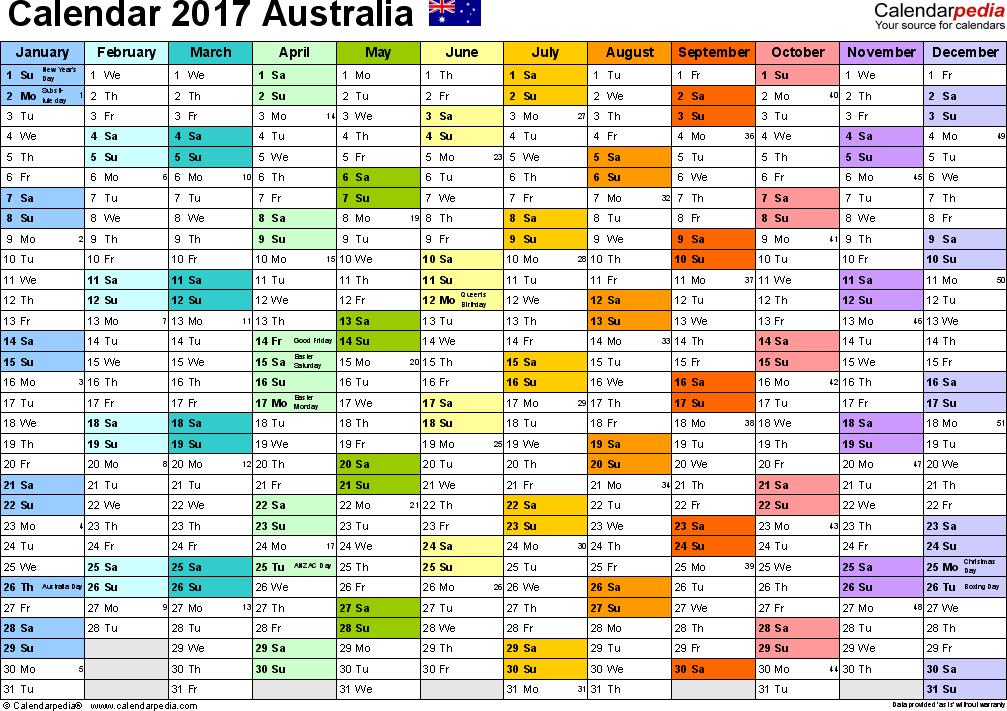 ... Blogger Templates Australia Calendar 2017 Free Word Calendar Templates
