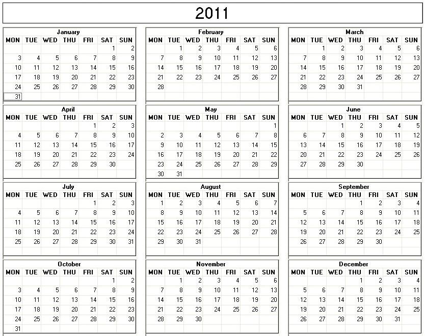 Ethiopian Calendar Online 2005 Ethiopian Online Calendar Selamta Yearly 2011 Printable Calendar Large Black And White Week