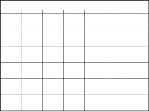Printable Weekly Calendar Printable Weekly Planners - blank calendar templates