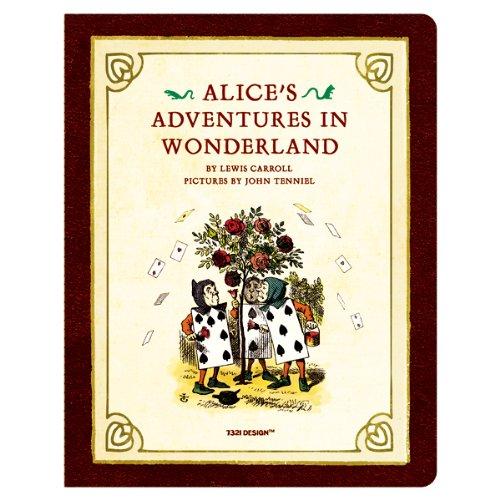 Alice in Wonderland Planner 2016, 2017