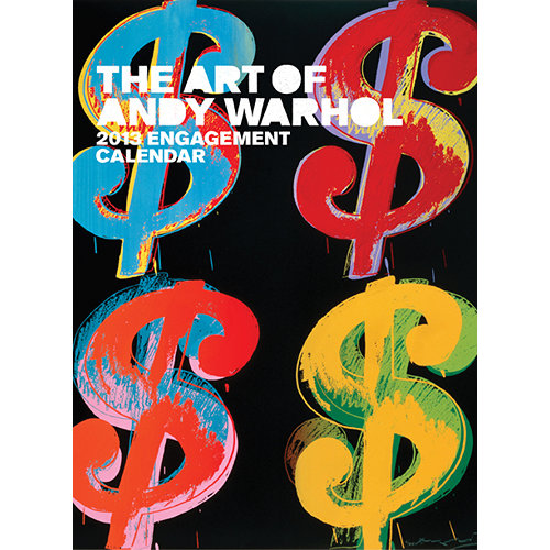 Andy Warhol Planner 2013