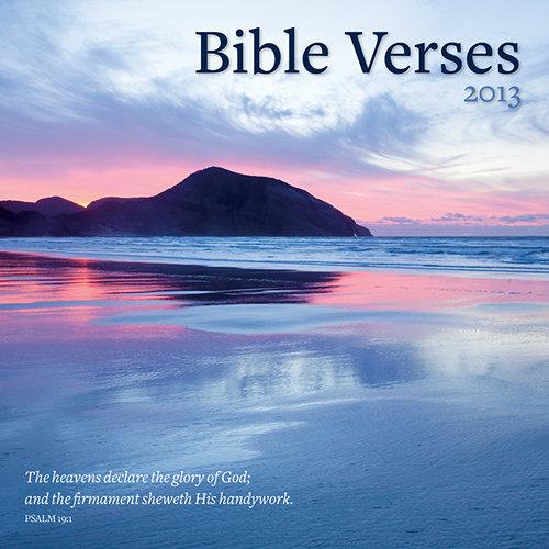 Bible Scripture Verses Calendars  2016