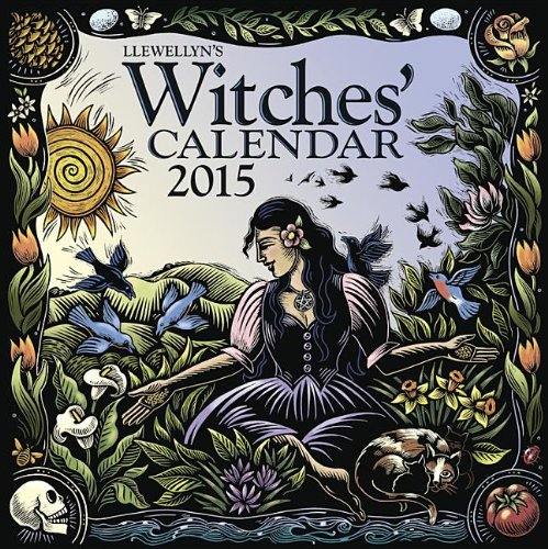 Wiccan Calendar and Planner 2016
