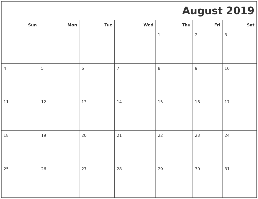 Calendars With Pictures 2018 Calendars Wall Desk Planners Shop Calendars August 2019 Calendars To Print