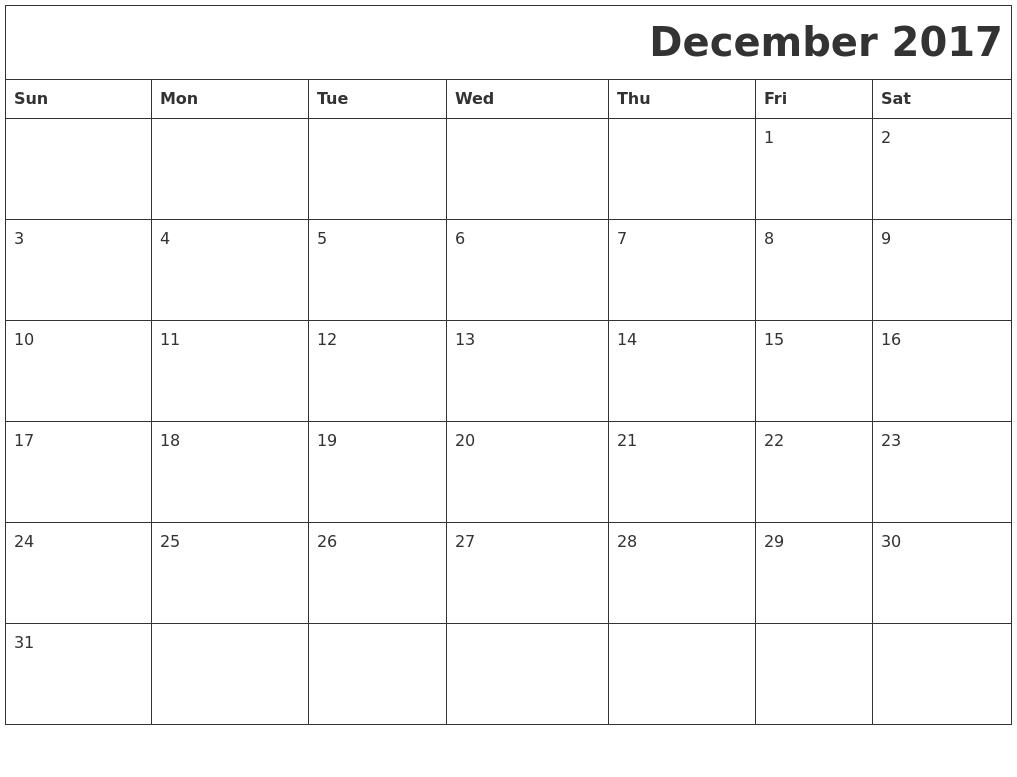 Calendar Month Time And Date December Calendars