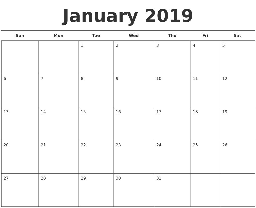 Calendar Template Free Free Blank Calendar Template Free Printable 2018 November 2018 Blank Calendar Template