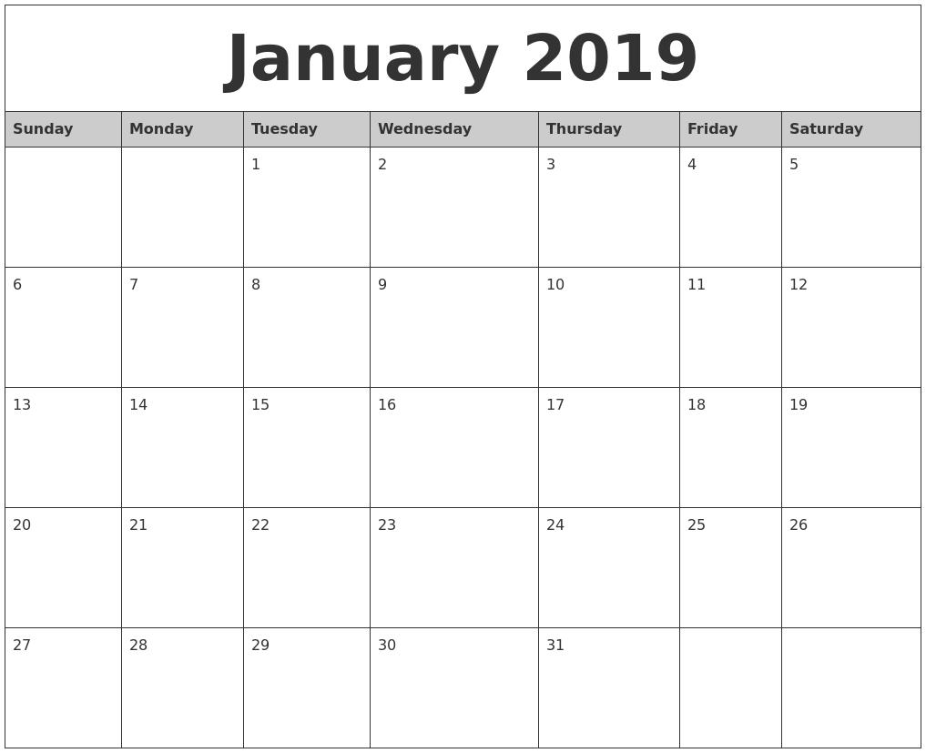 writeable calendar