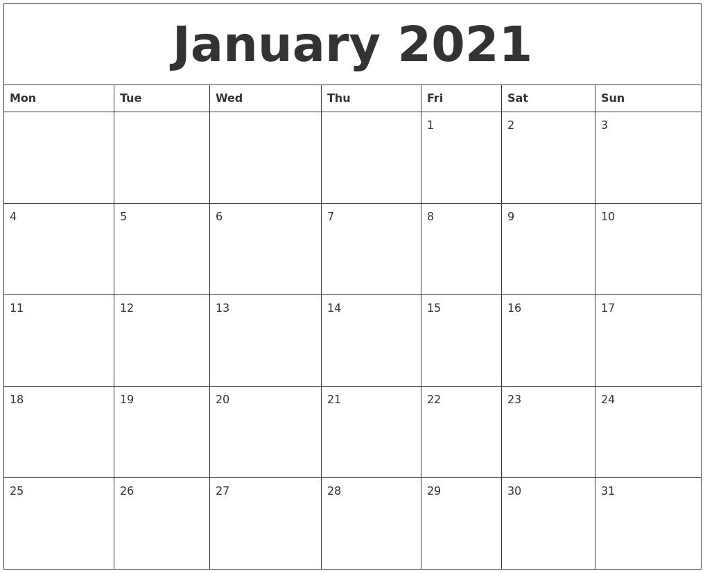 Free Calendar 2017 Calendar 2017 Holidays 2017 Calendar Of Events Teaching Ideas January 2021 Free Calendar Printable