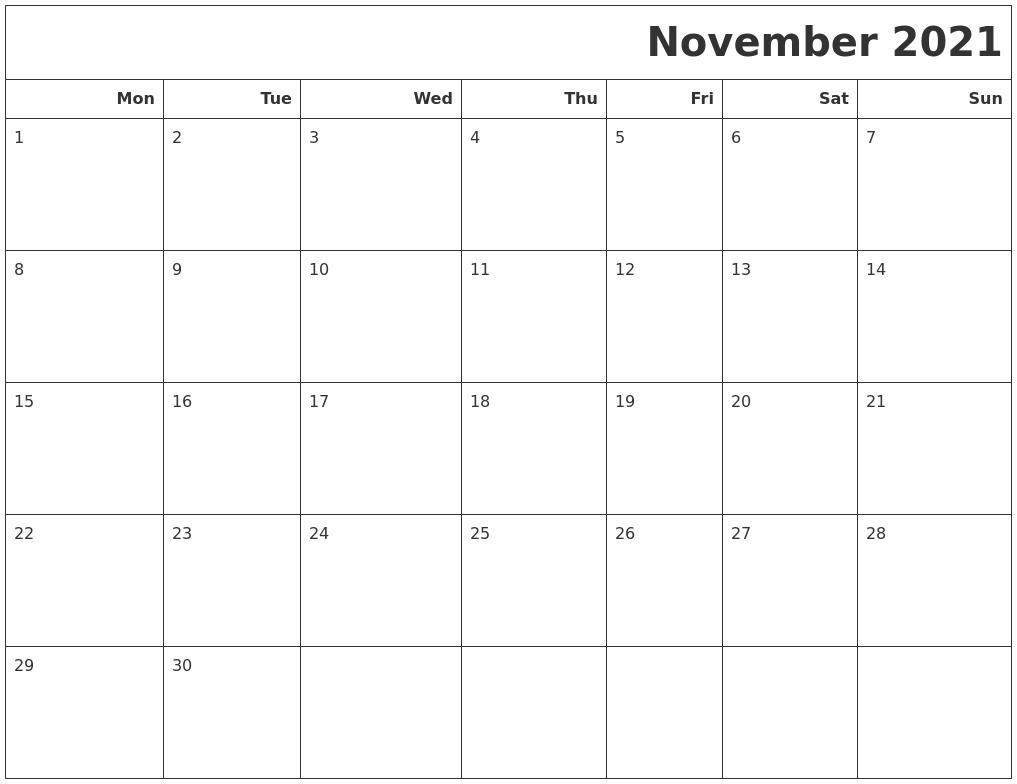 Start Calendar November November 2018 Month Of The Holy Souls Catholic Calendar November 2021 Calendars To Print